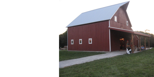 Experience Life on the Farm at the Barn.